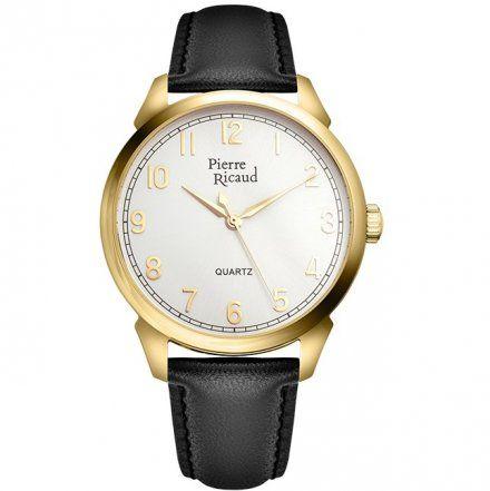 Pierre Ricaud P97228.1213Q Zegarek - Niemiecka Jakość