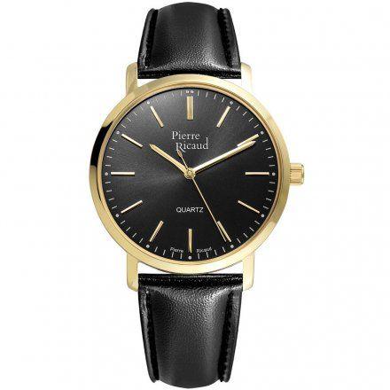 Pierre Ricaud P97215.1214Q Zegarek - Niemiecka Jakość