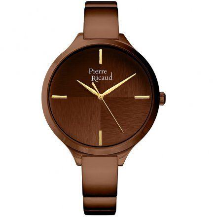 PIERRE RICAUD P22012.011GQ Zegarek - Niemiecka Jakość