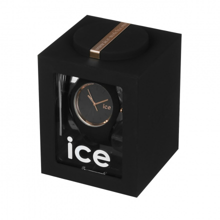 Zegarek Ice-Watch 000979 ICE.GL.BRG.S.S.14 Ice Glam Black rose gold