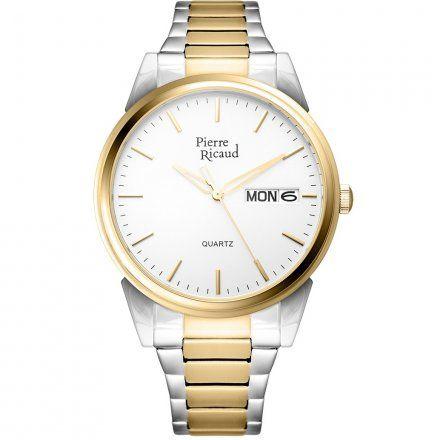Pierre Ricaud P91067.2113Q Zegarek - Niemiecka Jakość