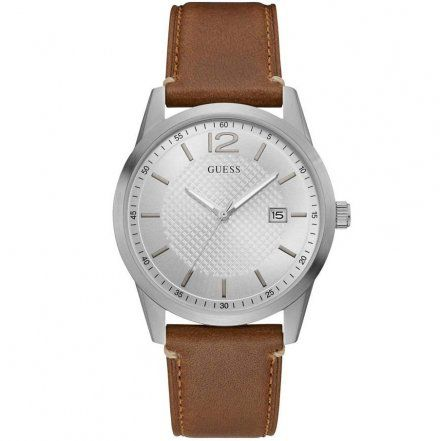 Zegarek Męski Guess W1186G1 Mens Dress Perry
