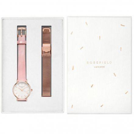 Zegarek Damski Rosefield Gift Set SHSMR-X220