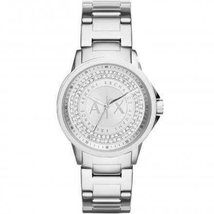AX4320 Armani Exchange LADY BANKS zegarek AX z bransoletą