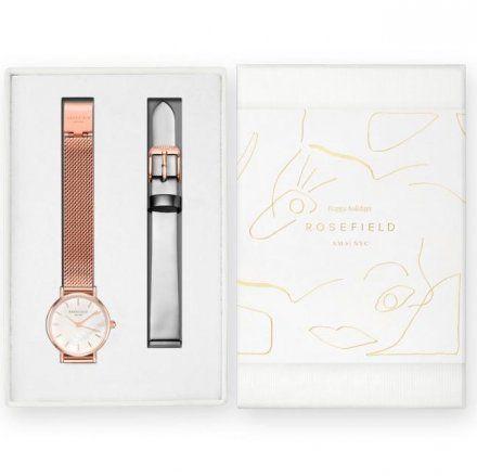 Zegarek Damski Rosefield Gift Set SRSHM-X219