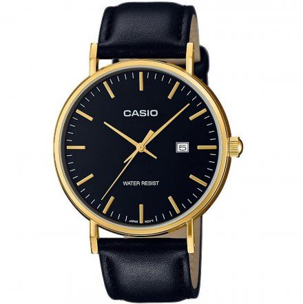 Zegarek Męski Casio MTH-1060GL-1AER Casio Retro MTH 1060GL 1A