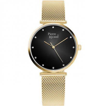 Pierre Ricaud P22035.1144Q Zegarek - Niemiecka Jakość