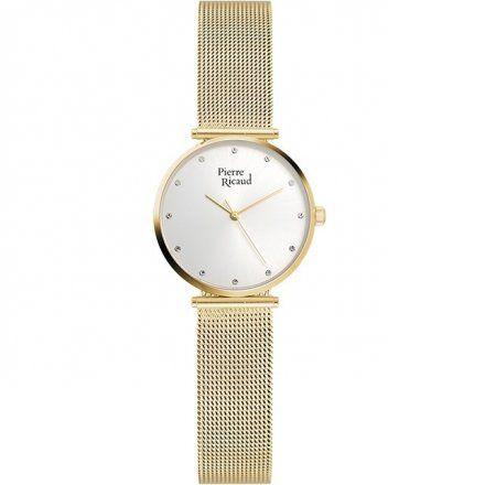 Pierre Ricaud P22036.1143Q Zegarek - Niemiecka Jakość