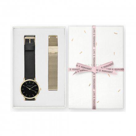 Zegarek Damski Rosefield Gift Set GBSMG-X200
