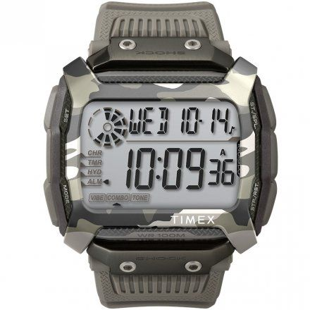 TW5M18300 Zegarek Męski Timex Command Shock TW5M18300