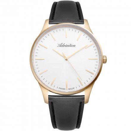 Zegarek Męski Adriatica A1286.1213Q - Zegarek Kwarcowy Swiss Made