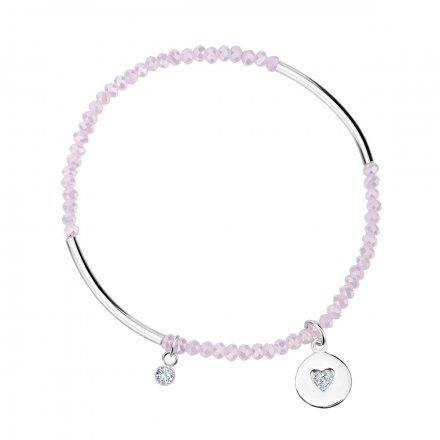 Biżuteria damska INFINITY TFBZ0004 Bransoletka srebrna