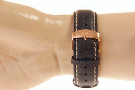 PW2P72700 Pasek Timex Skórzany 22 Mm Do Zegarka TW2P72700