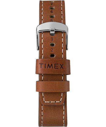 PW2P84000 Pasek Timex Skórzany 20 Mm Do Zegarka TW2P84000