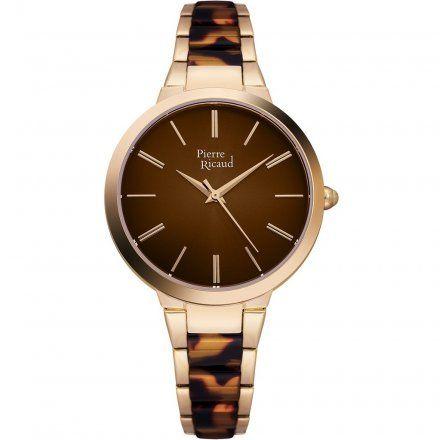 Pierre Ricaud P22051.1A1GQ Zegarek - Niemiecka Jakość