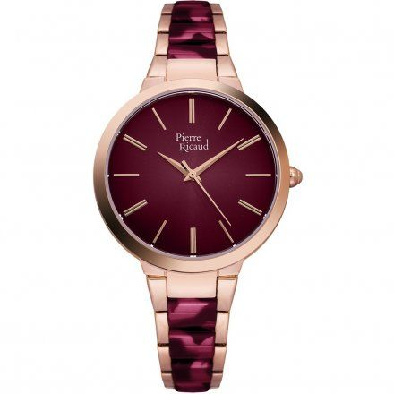 Pierre Ricaud P22051.9R1XQ Zegarek - Niemiecka Jakość