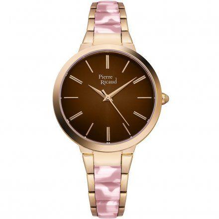 Pierre Ricaud P22051.1C1GQ Zegarek - Niemiecka Jakość