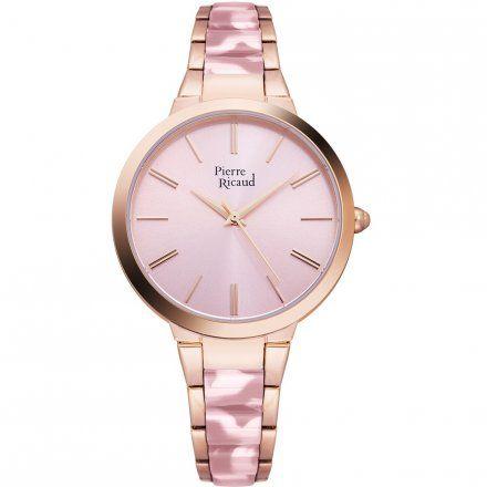 Pierre Ricaud P22051.9I18Q Zegarek - Niemiecka Jakość