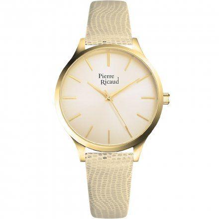 Pierre Ricaud P22060.1D11Q Zegarek - Niemiecka Jakość