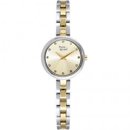 Pierre Ricaud P22013.2141Q Zegarek - Niemiecka Jakość