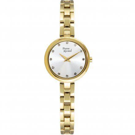 Pierre Ricaud P22013.1143Q Zegarek - Niemiecka Jakość