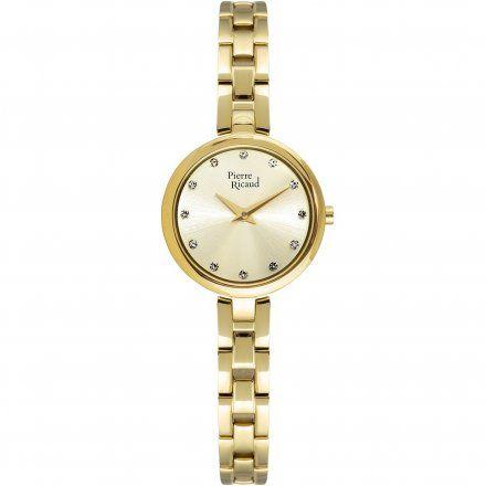 Pierre Ricaud P22013.1141Q Zegarek - Niemiecka Jakość