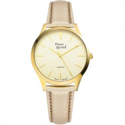 Pierre Ricaud P22000.1D11Q Zegarek - Niemiecka Jakość
