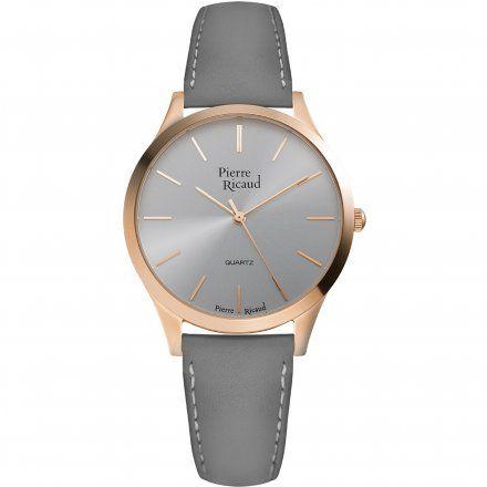 Pierre Ricaud P22000.9G17Q Zegarek - Niemiecka Jakość