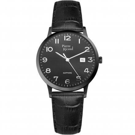 Pierre Ricaud P91022.B224Q Zegarek - Niemiecka Jakość