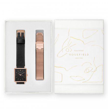 Zegarek Damski Rosefield QBRTR-X221 Zestaw prezentowy