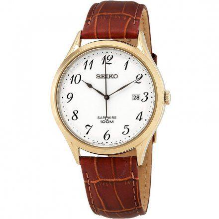 Seiko SGEH78P1 Zegarek Męski Classic