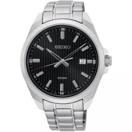 Seiko SUR277P1 Zegarek Męski Classic