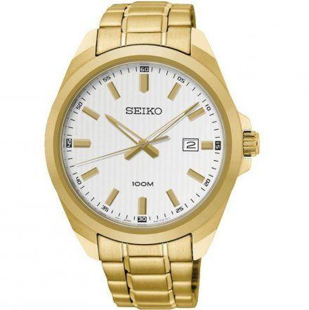 Seiko SUR280P1 Zegarek Męski Classic