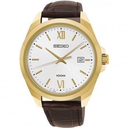 Seiko SUR284P1 Zegarek Męski Classic