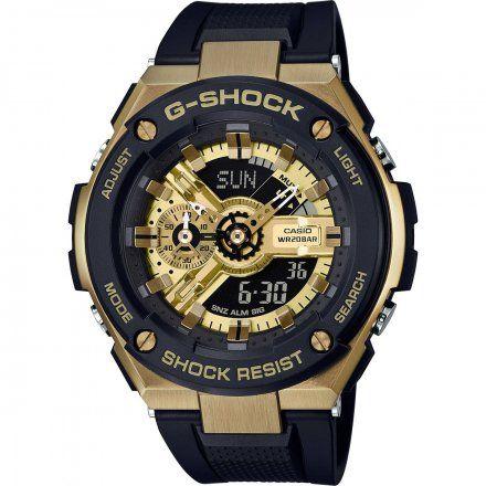 Zegarek Casio GST-400G-1A9ER G-Shock GST 400G 1A9