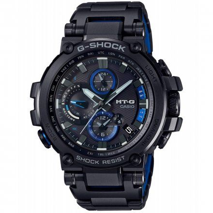 Zegarek Męski Casio MTG-B1000BD-1AER G-Shock Exclusive Premium MTG B1000BD 1A