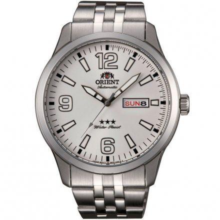 ORIENT RA-AB0008S19B Zegarek Męski Japońskiej Marki Orient AB0008S19
