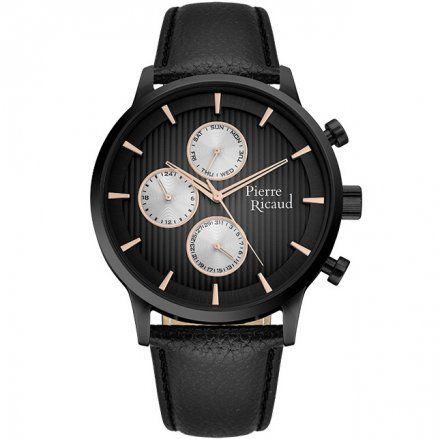 Pierre Ricaud P97230.B2R4QF Zegarek - Niemiecka Jakość
