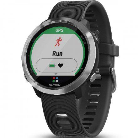 GARMIN Forerunner 645 Czarny zegarek do biegania 010-01863-10