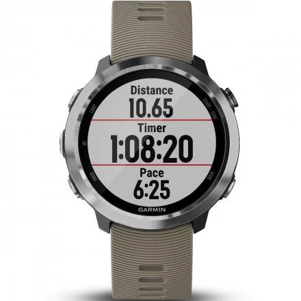 GARMIN Forerunner 645 Beżowy zegarek do biegania 010-01863-11