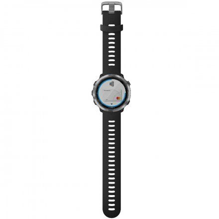 GARMIN Forerunner 645 Music Czarny zegarek do biegania 010-01863-30