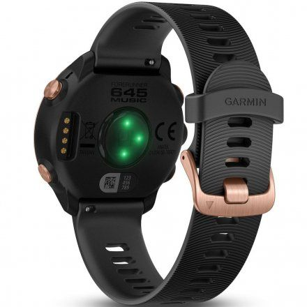 GARMIN Forerunner 645 Music Różowo-złoty zegarek do biegania 010-01863-33
