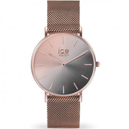 Ice-Watch 016026 - Zegarek Ice-City Sunset Milanese Smoky Eye S IW016026