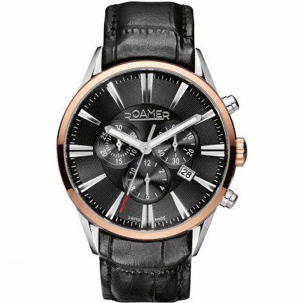 Roamer 508837 41 75 05 Zegarek Szwajcarski Chrono Superior