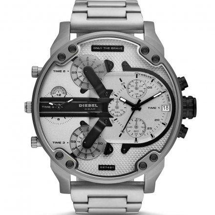 Diesel DZ7421 Zegarek Męski Na Bransolecie Z Kolekcji Mr. Daddy