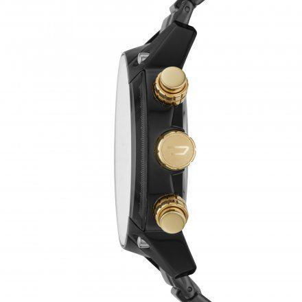 Diesel DZ4504 Zegarek Męski Na Bransolecie Z Kolekcji Overflow