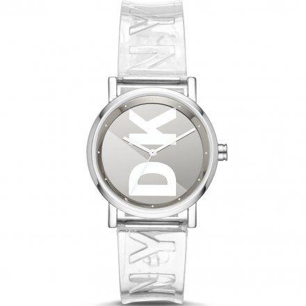 Zegarek Damski DKNY NY2807 Seria Soho
