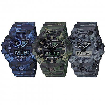 Zegarek Casio GA-700CM-8AER G-Shock GA 700CM 8AER