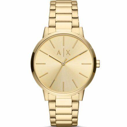 AX2707 Armani Exchange Cayde zegarek AX z bransoletą