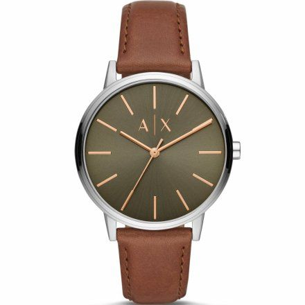 AX2708 Armani Exchange Cayde zegarek AX z paskiem